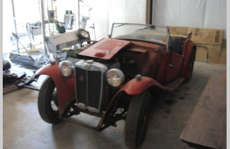 1947 MG TC for sale 101388839