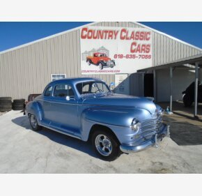1947 Plymouth Deluxe for sale 101390660