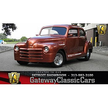 1947 Plymouth Other Plymouth Models for sale 101026041