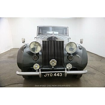 1947 Rolls-Royce Silver Wraith for sale 101095163