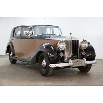 1947 Rolls-Royce Silver Wraith for sale 101113905
