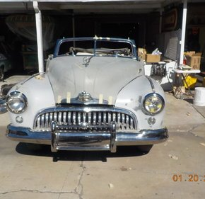 1948 Buick Super for sale 101093866
