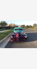 1948 Chevrolet Fleetline for sale 100963103