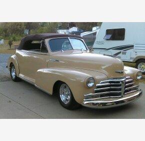 1948 Chevrolet Fleetmaster for sale 101084270