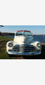 1948 Chevrolet Fleetmaster for sale 101287655