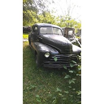 1948 Chevrolet Stylemaster for sale 100877488