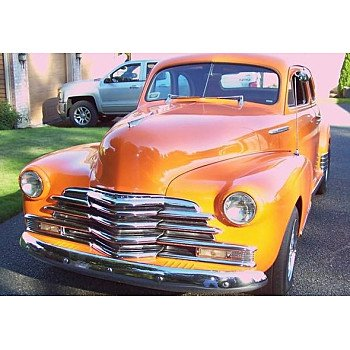 1948 Chevrolet Stylemaster for sale 101084166