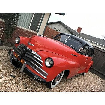 1948 Chevrolet Stylemaster for sale 101377274