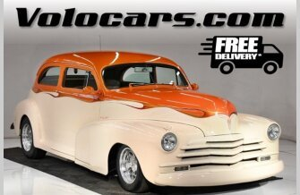 1948 Chevrolet Stylemaster for sale 101466881