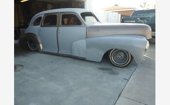 1948 Chevrolet Stylemaster for sale 101284472