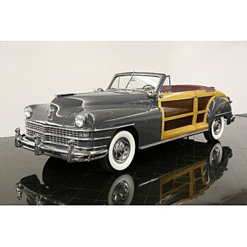 1948 Chrysler Town & Country for sale 101043328