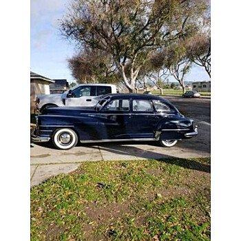 1948 Chrysler Windsor for sale 101304916
