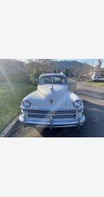 1948 Chrysler Windsor for sale 101431660