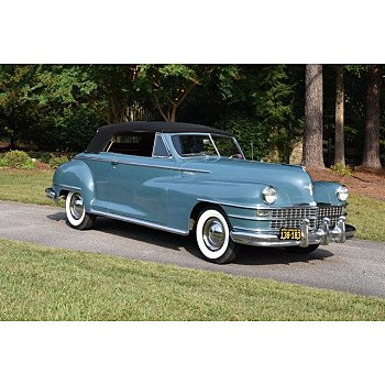 1948 Chrysler Windsor for sale 101445733