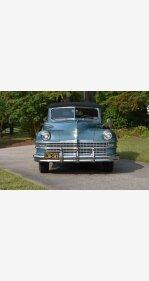 1948 Chrysler Windsor for sale 101492298