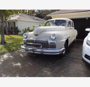 1948 Desoto Custom for sale 101433330