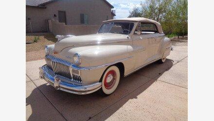 1948 Desoto Deluxe for sale 101379490