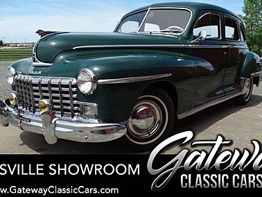 1948 Dodge Custom for sale 101498428