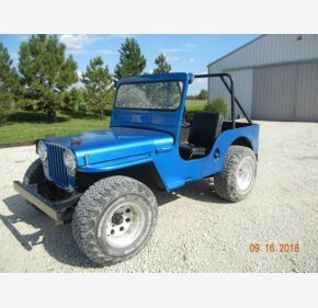 1948 Jeep CJ-2A for sale 101338738