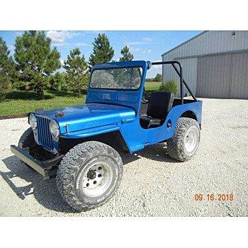 1948 Jeep CJ-2A for sale 101338738