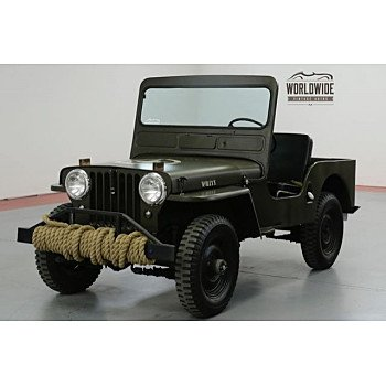 1948 Jeep Other Jeep Models for sale 101053162