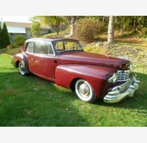 1948 Lincoln Continental for sale 101022983