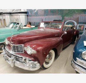 1948 Lincoln Continental for sale 101116803
