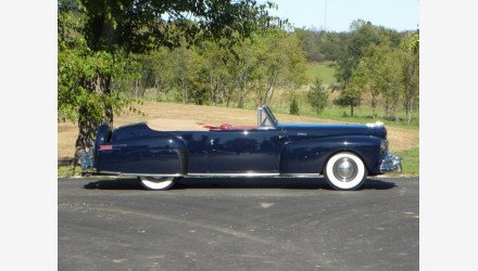 1948 Lincoln Continental for sale 101221147