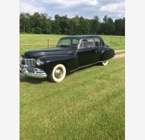 1948 Lincoln Continental for sale 101226413