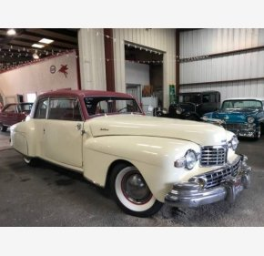 1948 Lincoln Continental for sale 101280535