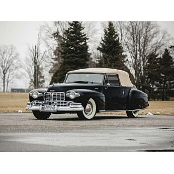 1948 Lincoln Continental for sale 101286730