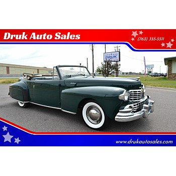 1948 Lincoln Continental for sale 101374796