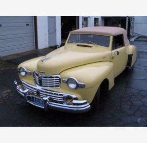 1948 Lincoln Continental for sale 101426106