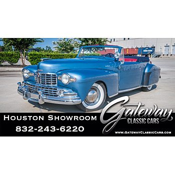 1948 Lincoln Continental for sale 101512320