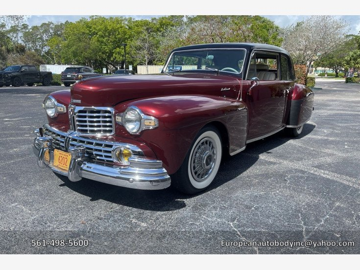1948 Lincoln Continental for sale 101523490