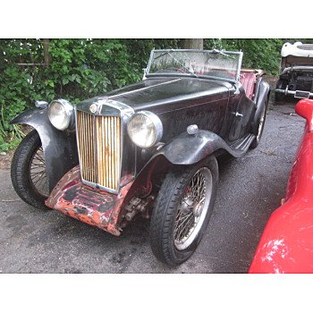1948 MG TC for sale 101346422