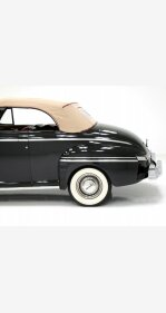 1948 Mercury Other Mercury Models for sale 101231015