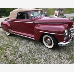 1948 Plymouth Other Plymouth Models for sale 100892685