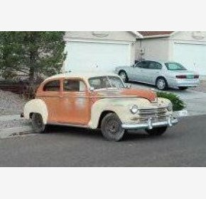 1948 Plymouth Special Deluxe for sale 100832013