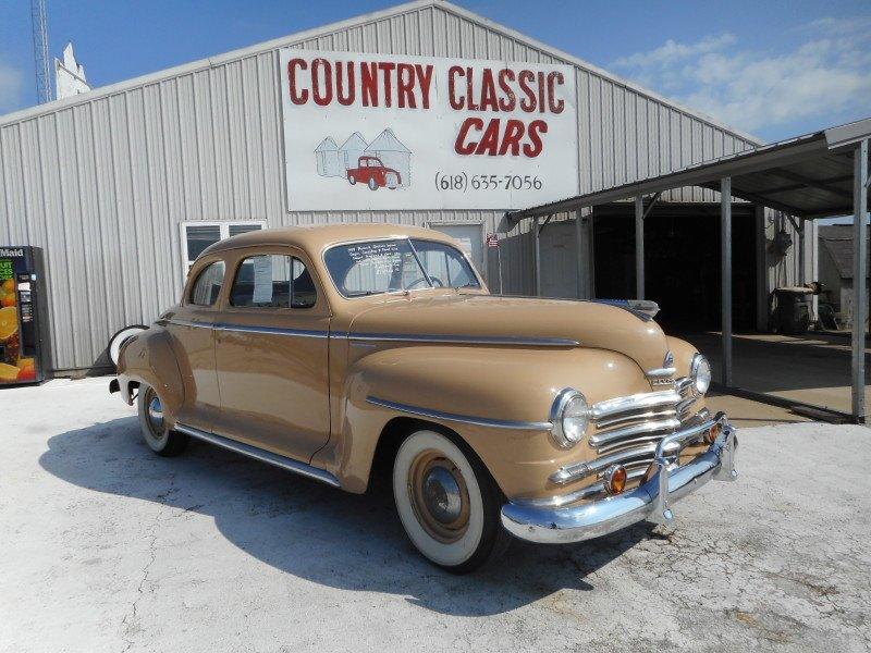 1948 Plymouth Classics For Sale Classics On Autotrader