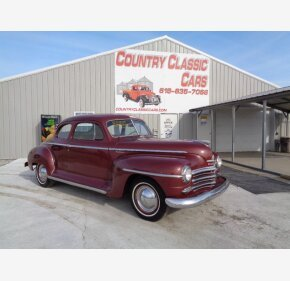 1948 Plymouth Special Deluxe for sale 101095960