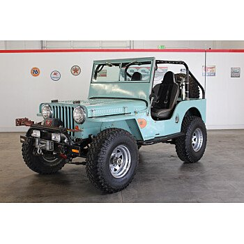 1948 Willys CJ-2A for sale 101425965
