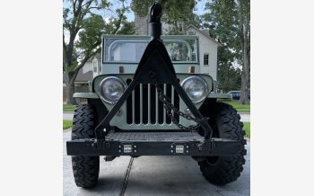 1948 Willys CJ-2A for sale 101527299