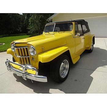 1948 Willys Jeepster for sale 100882830