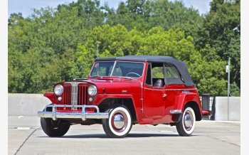 1948 Willys Jeepster for sale 101026937