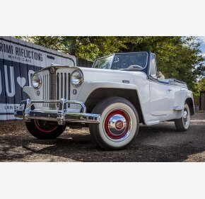 1948 Willys Jeepster for sale 101402116