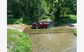 1948 Willys Jeepster Phaeton for sale 101554093