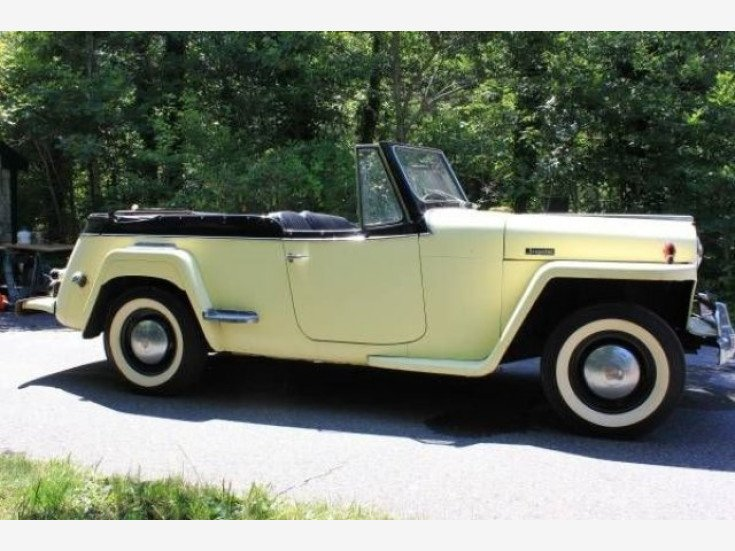 1948 Willys Jeepster for sale 100823483