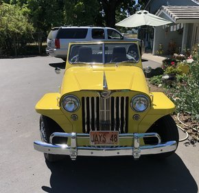 1948 Willys Jeepster for sale 101023448