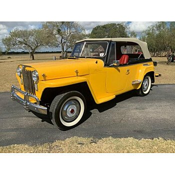 1948 Willys Jeepster for sale 101218900